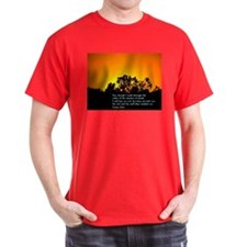 Psalm 23:4 T-Shirt