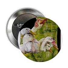 """The Six of Ducks 2.25"""" Button"""
