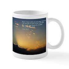 John 14:27 Mug
