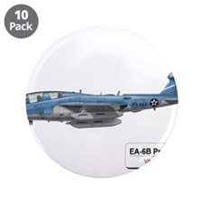 "EA-6B Prowler 3.5"" Button (10 pack)"