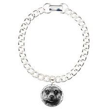Meerkat Charm Bracelet, One Charm