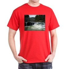 Isaiah 58:11 T-Shirt