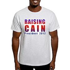 Raising Cain 2012 T-Shirt
