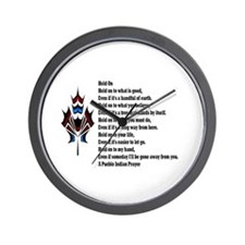 Your Beliefs Wall Clock