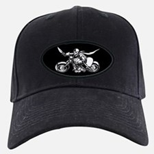 Biker Pirate Baseball Cap