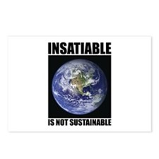 Insatiable Postcards (Package of 8)