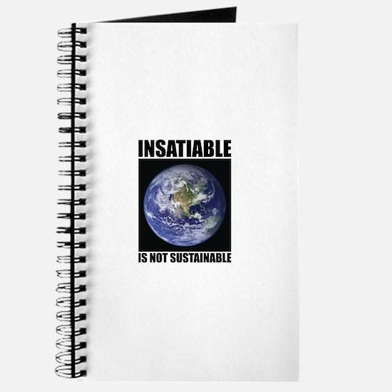 Insatiable Journal