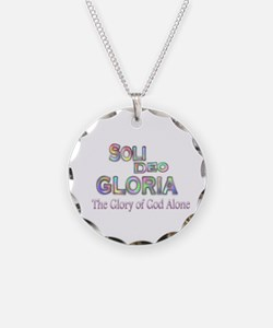 Soli Deo Gloria Necklace