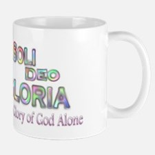 Soli Deo Gloria Small Small Mug