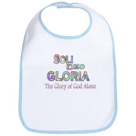 Soli Deo Gloria Bib