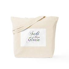 Soli Deo Gloria Tote Bag