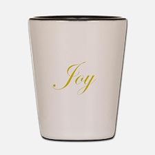 Joy Shot Glass