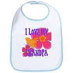 Love Grandpa Bib