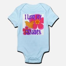 Love Grandpa Infant Creeper