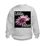Little Sister Kids Sweatshirt