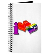 I love my wife - gay Journal