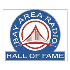 Bay Area Radio Hall of Fame Posters