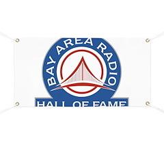 Bay Area Radio Hall of Fame Banner