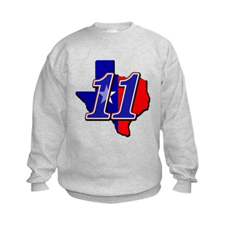 bs11flag Kids Sweatshirt
