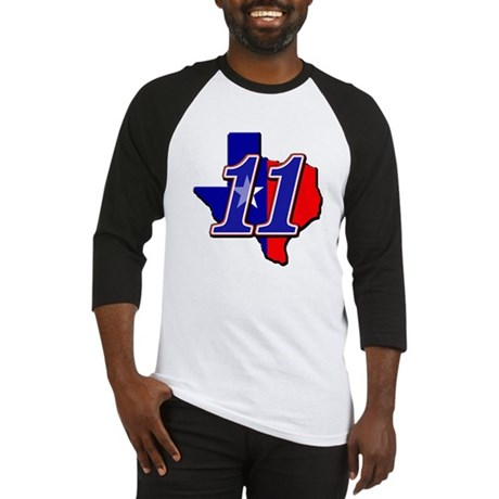 bs11flag Baseball Jersey