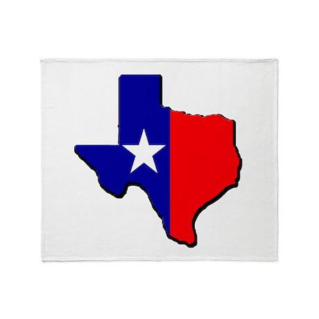 BS FLAG W 11 Throw Blanket