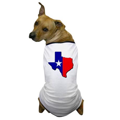 BS FLAG W 11 Dog T-Shirt