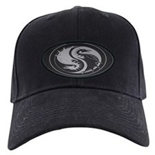 Black Dragon Baseball Hat
