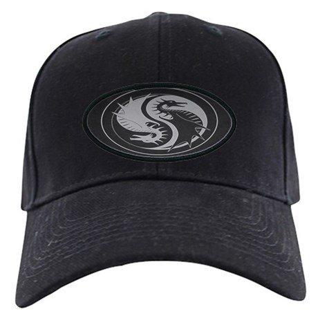 Black Dragon Black Cap