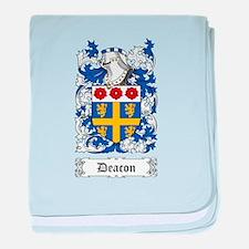 Deacon baby blanket