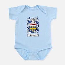 Deacon Infant Bodysuit