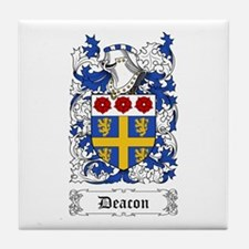 Deacon Tile Coaster