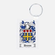 Deacon Aluminum Photo Keychain