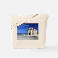 Psalm 91:2 Tote Bag