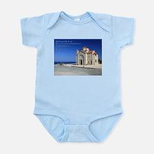 Psalm 91:2 Infant Bodysuit