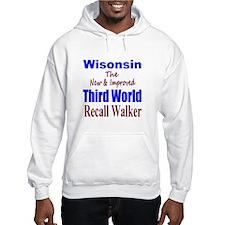 Wisconsin 3rd World Hoodie