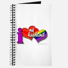 I love my husband - gay Journal
