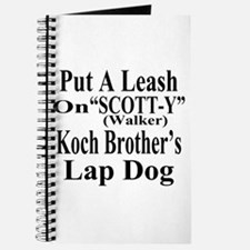 Walker: Koch Bros LapDog Journal