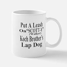 Walker: Koch Bros LapDog Mug