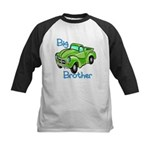Big Brother (Truck) Kids Baseball Jersey