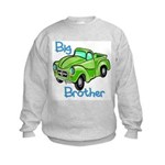 Big Brother (Truck) Kids Sweatshirt