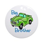 Big Brother (Truck) Ornament (Round)