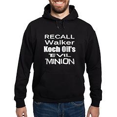 Walker: Koch's Evil Minion Hoodie