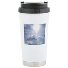 Matthew 6:33 Travel Mug