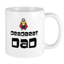 Funny Fathers Day Small Mug
