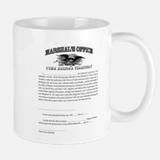 Yuma Marshal's Office Mug