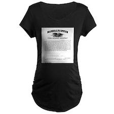 Yuma Marshal's Office T-Shirt