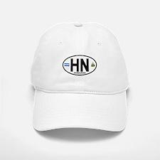 Honduras Euro Oval (HN) Baseball Baseball Cap