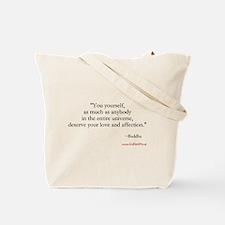 Cute God sent me.us Tote Bag