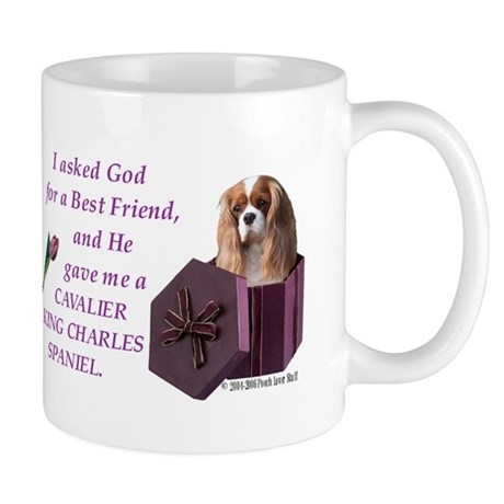 God Gave Me A Cavalier Mug