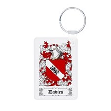 Davies Aluminum Photo Keychain